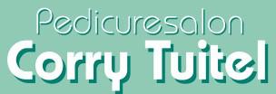 Pedicure Corry Tuitel